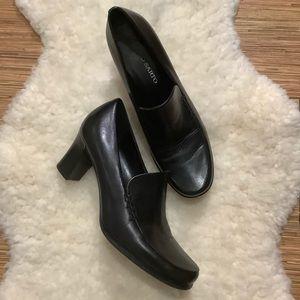 Franco Sarto Nolan Leather Heels